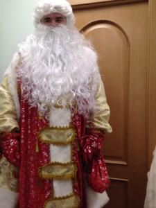 Александр Бурмистров - Дед Мороз