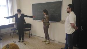 Александр Бурмистров проводит тренинг Предпринимательский подход для достижения успеха в бизнесе и в жизни
